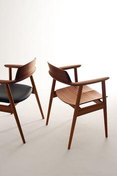 Kisaragi chair- Motomi Kawakami for Hida 2