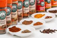 29 Spice Mix Recipes from around the world