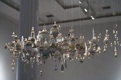 Kirsten Hassenfeld artista Mostra American Dreamers a Palazzo Strozzi Firenze | CCC Strozzina