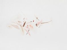 Rita Fischer - Ningún Lugar Materiales: Tempera sobre papel - Dimensiones: 0.30 m x 0.20m