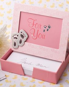 Adorable pink place card photo  frame and memo paper sets. http://www.bluerainbowdesign.com/WeddingFavorProduct.aspx?ProductID=PR04051117499900123456789XBRD99920=WEDDI=GROUP=WNOTE=pinterest