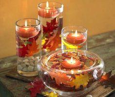 10 szuper gyertyás dekoráció őszre