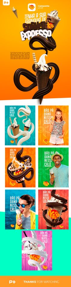 "Check out this @Behance project: ""NHÔ Ice Cream Campaing"" https://www.behance.net/gallery/62091489/NHO-Ice-Cream-Campaing"