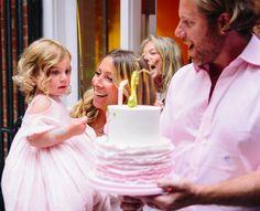 A peak into the pink-tastic celebrations of Scarlett's birthday Girls Dresses, Flower Girl Dresses, Screen Shot, 3rd Birthday, Celebrations, Parties, Wedding Dresses, Mini, Fashion
