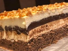 Maxi King, Something Sweet, Kitchen Recipes, Cheesecake, Food Porn, Sweets, Cooking, Ethnic Recipes, Desserts