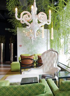 Smoods Restaurant Hotel Bloom! Brussels Belgium