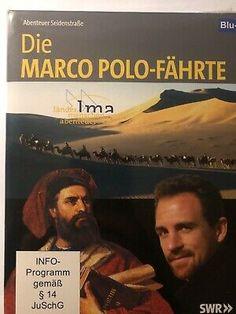 Die Marco Polo-Fährte Blu-ray    eBay Cd Box, Marco Polo, Ebay, Movie Posters, Movies, Adventure, Films, Film Poster, Cinema