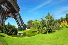 Take a stroll through these Parisian parks and breathe in the fresh air of the City of Light. Grab a picnic, grab a book, or just grab a patch of