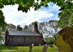 Ballaugh Old Church