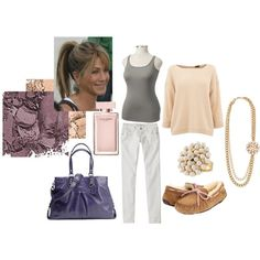 Trendy Casual Vacation or Spring Style