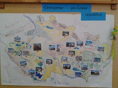 Celoroční hra 4. A – Cestujeme po České republice | ZŠ Velké Pavlovice History For Kids, Projects To Try, Photo Wall, Diagram, Science, History, Photograph, Flag