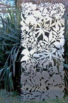 paper laser cut panels | Saturday, 27 September 2008