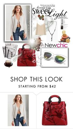 """""""Fashion 101: Chic Touch with a Timeless Sunglasses"""" by josehline on Polyvore featuring Kimchi Blue, Raey, 7 For All Mankind, Valentino and vintage"""