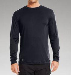 new product fe85e 1c4d0 Men s HeatGear® Tactical Long Sleeve T-Shirt Under Armour, Long Sleeve  Shirts,