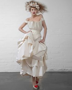 Vivienne Westwood Bridal Collection 2012