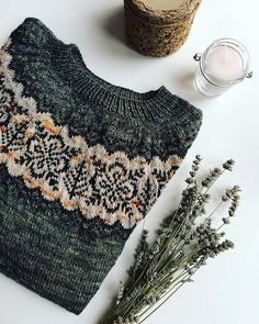 Ravelry: geraknits' Silver Forest Sweater Testknit