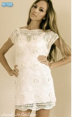lace, craft, pillowcas dress, pillowcase dresses, fashion friday, dress summer, homes, romantic dresses, diy