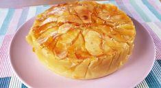 Y hoy toca esta rica tarta de manzana al microondas. Facil, sencilla y riquisima. La mejor tarta de manzana del mundo y sin horno