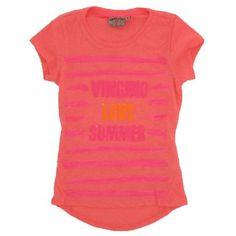 Vingino - T-shirt Hinka neon peach