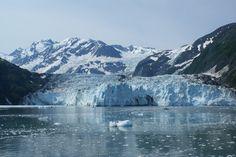 Harvard Glacier   Prince William Sound, AK
