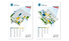 Design Consultancy Network Rail Station Maps