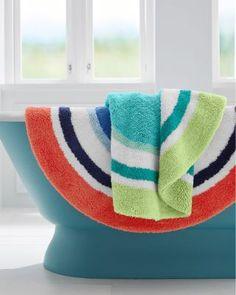 Yo-Yo Bath Rug