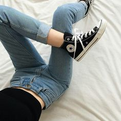Black Converse Is The Best!