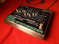 Electro-Harmonix Bass Micro Synthesizer - VINTAGE EARLY 80's VERSION IN EXC COND