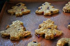 Wondering what to do with leftover cranberries? Check out our Cranberry Dog Treats!