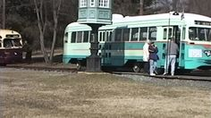 National Capital Trolley Museum.
