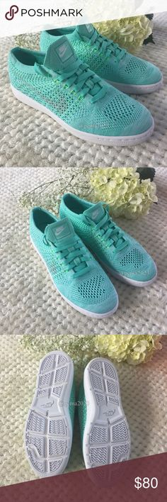 Nike Women's Classic Tennis Ultra Flyknit Shoes 8 Nike Women's Classic Tennis Ultra Flyknit Shoes  ❈ Condition: New Without box if I have the box No Lid  ❈ Everything I sell comes from my clean, smoke-free & pet-free home.  ❈ All items are 100% authentic! I stand behind everything I sell. ❈ Questions? Comment below, I will be more than happy to assist you. Nike Shoes