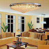 http://ift.tt/1KB6ytD OOFAY LIGHT 24G4 Modern Crystal Ceiling Light Creative Crystal Ceiling Light for Living Room and Simple Bedroom Crystal Ceiling Light