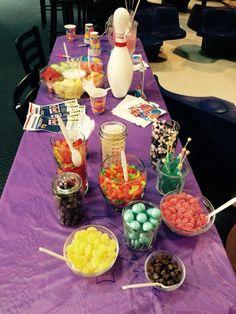 Ava's Candy Bar