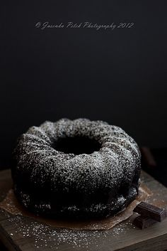 Chocolate bundt cake by Sweet Corner1, via Flickr