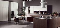 #HD23Rossana #kitchen #design #interiors #kitchens #Rossanacucine #living