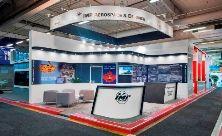 H2C Events crée, sur le salon de l'Aéronautique de Paris, le stand IMP Canada.