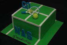 tennis cake