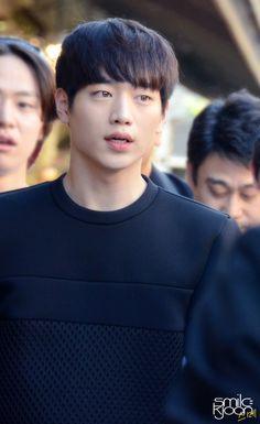 You brighten my world. Actors Male, Cute Actors, Asian Actors, Korean Actors, Actors & Actresses, Korean Idols, Seo Kang Joon, Kang Jun, Gong Seung Yeon