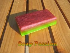 AppleOrange Glycerin Hand Soap by SoapPassion on Etsy, $5.00