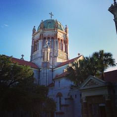 Built in 1889 by Henry Flagler as a memorial to his daughter following her untimely death due to childbirth complications, Memorial Presbyterian Church is Florida's oldest Presbyterian Church. Free guided tours are offered Monday thru Saturday from 9 a.m. until 4 p.m. Sunday services are also open to the public.