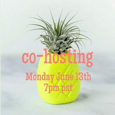 CO-HOSTING 2nd Posh Party!!! I am so honored and grateful to be CO-HOSTING my 2nd posh party!   When: Monday June 13th  Time: 7pm PST or Hawaiian time 4pm ☀️ Theme: TBD  I am CO-HOSTING with some pretty fabulous ladies and I am so excited!!!!   Thank you in advance for all of the posh love and support.   Xoxo Jen June 13th @7pm PST Other