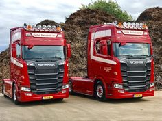 Swinkels Scania S520 4x2 V8