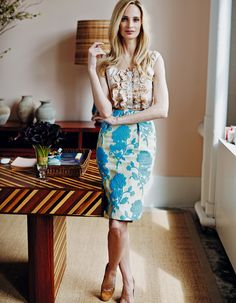 Lauren Santo Domingo talks personal style: Part One - How To Spend It Magazine April 2015 - Miu Miu Spring 2015