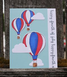 4th of july hot air balloons