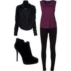 Joan Watson's outfit #15 - Polyvore