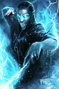 WoTC - Primordial Sorcerer by mike-nash.deviantart.com on @deviantART