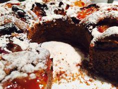 Nos w sos: Błyskawiczne ciasto ze śliwkami | bez jajek | bezglutenowe