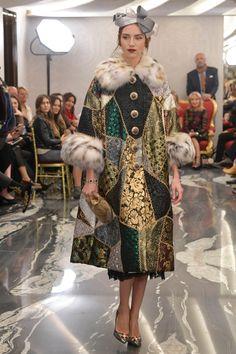 Dolce   Gabbana в Лондоне (Интернет-журнал ETODAY) Подиумная Мода, Осень  Зима e3d8dcbedee