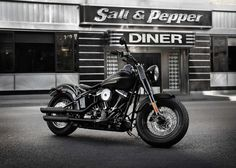 New Harley-Davidson Softail Slim: Pure, Simple and Raw