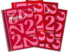 Saxon Math 2 Home Study Kit #first #homeschool